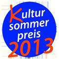 Kultursommerpreis 2013