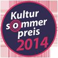 Kultursommerpreis 2014