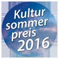 Kultursommerpreis 2016