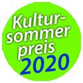 Kultursommerpreis 2020
