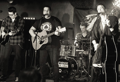 Steller Sommersause – Mick J. Pash und Band